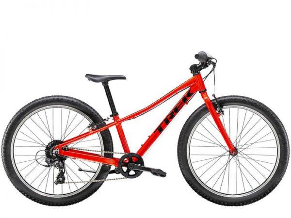 Велосипед 24″ Trek Precaliber 8S B SUS 24 RD Red 2021