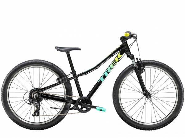 Велосипед 24″ Trek Precaliber 8S B SUS 24 BK Black 2021