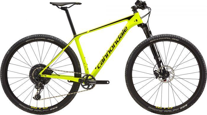 Велосипед Cannondale F-SI Carbon