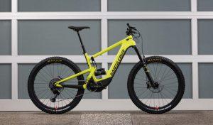 Велосипед 27.5″ Santa Cruz Heckler 1 CC R-KIT 27DI L F YEL