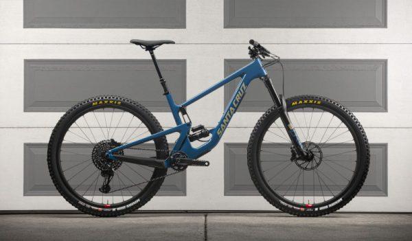 Велосипед 29″ Santa Cruz Hightower 2 C S 29DI M F BLU