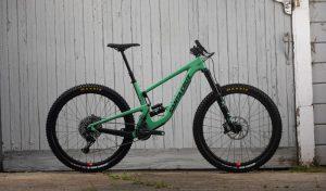 "Велосипед 29″ Santa Cruz Megatower 1 C S""12G L Green RSV SDS+"