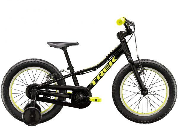 Велосипед 16″ Trek Precaliber Boys CB 16 BK Black 2021