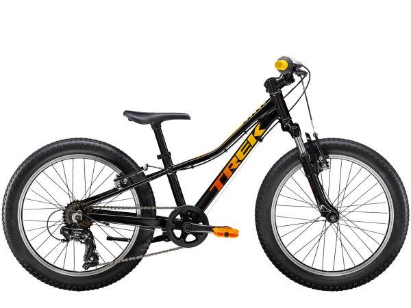 Велосипед 20″ Trek Precaliber 7SP Boys 20 BK Black 2021