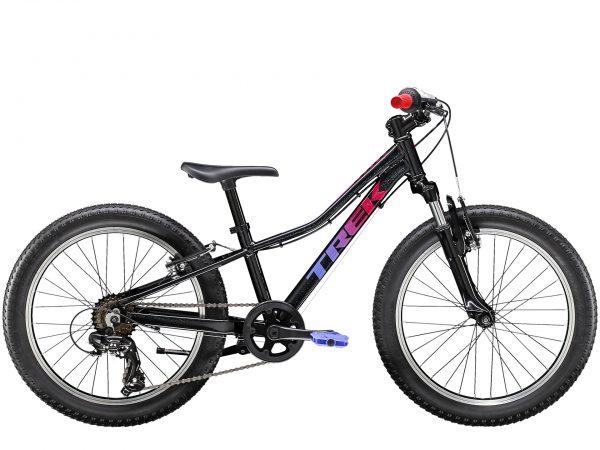 Велосипед 20″ Trek Precaliber 7SP Girls 20 BK Black 2021