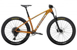 Велосипед 27.5″ Trek Roscoe 7 Orange 2021