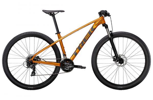 Велосипед 29″ Trek Marlin 5 Orange 2021