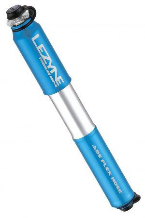 Насос ручной Lezyne Pressure Drive – M, 120psi, голубой Y13