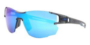 Велоочки Julbo 496 11 21 Aerolite Grey SP3CF Blue
