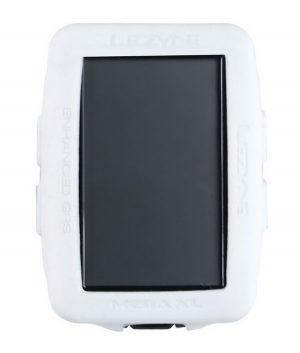 Чехол для велокомпьютера Lezyne Mega XL GPS Cover белый
