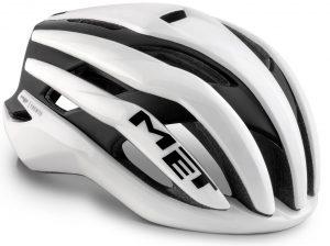 Шлем MET Trenta MIPS White Black |Matt Glossy