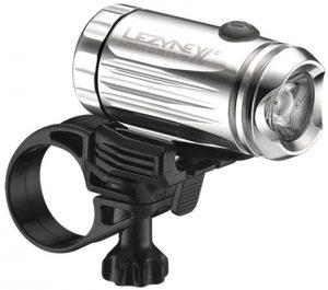 Передний свет Lezyne Mini Drive XL Front W/ACC, (250 lumen), серебристый Y8