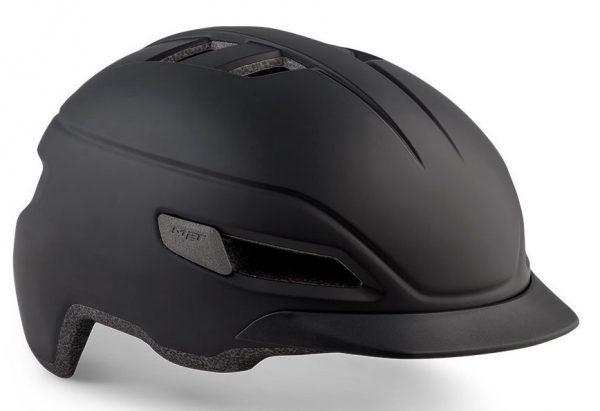 Шлем MET Corso Black (матовый)