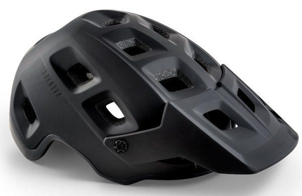 Шлем MET Terranova Black | Matt Glossy