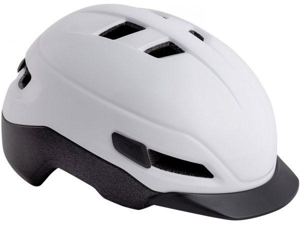 Шлем MET Grancorso Glossy White (глянцевый)