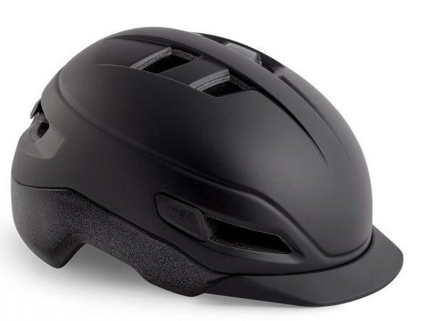 Шлем MET Grancorso Black (матовый)