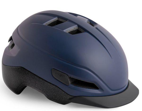 Шлем MET Grancorso Midnight Blue (матовый)