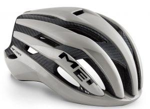 Шлем MET Trenta 3K Carbon Gray Matt Glossy