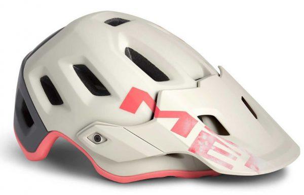 Шлем MET Roam Dirty White/Gray Pink (матовый)