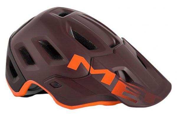 Шлем MET Roam Garnet/Orange