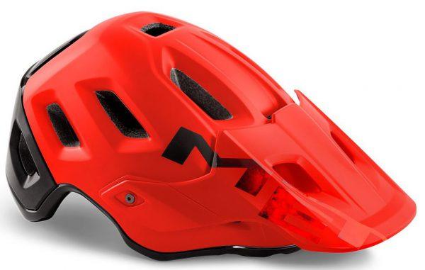 Шлем MET Roam Red Glossy (матовый)