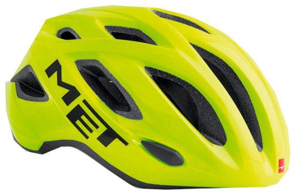 Шлем MET Idolo Safety Yellow