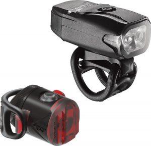 Комплект света Lezyne KTV Drive/Femto USB Pair, (220/5 lumen), черный Y13
