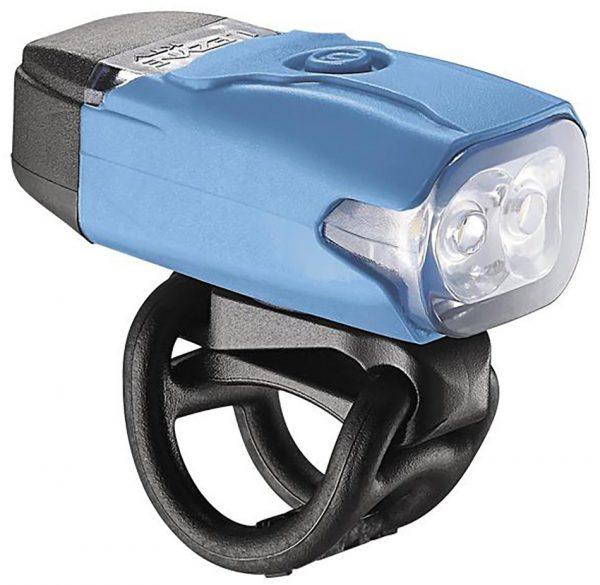 Передний свет Lezyne KTV Drive Front, (70 lumen), голубой Y10