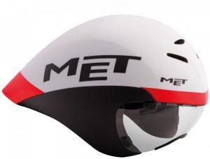 Шлем MET Drone White/Black/Red