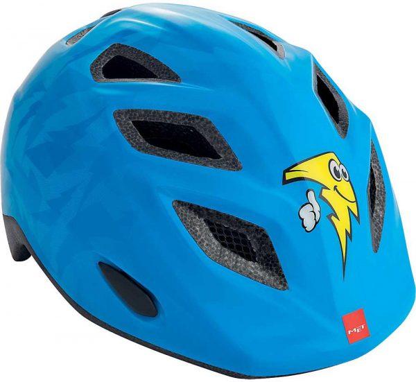 Шлем MET Elfo Blue Thunderbolts UN 46-53 см