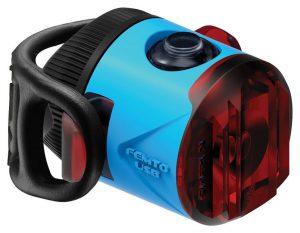 Задняя мигалка Lezyne Femto USB Drive Rear, (5 lumen), голубой Y13