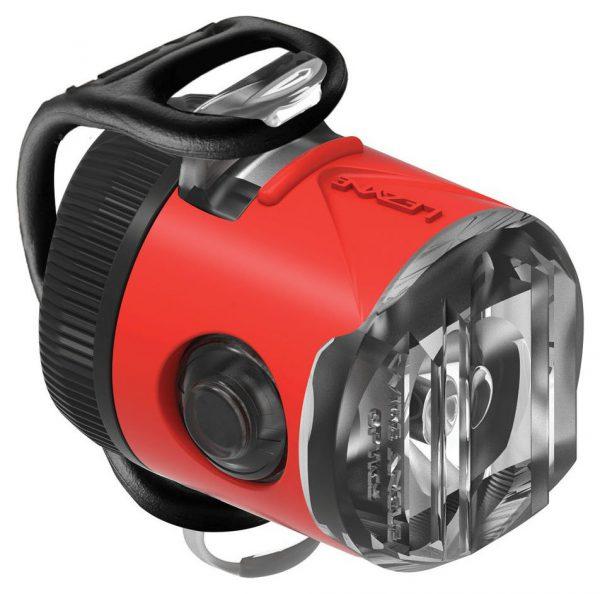 Передний свет Lezyne Femto USB Drive Front, (15 lumen), красный Y13
