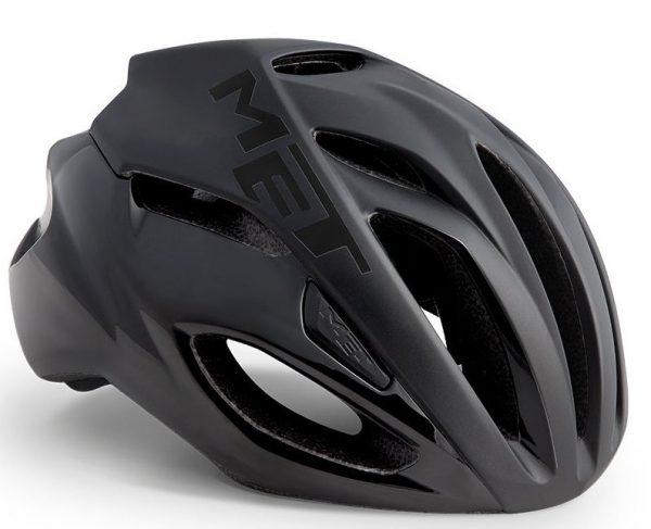 Шлем MET Rivale Black (матовый)
