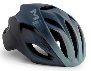 Шлем MET Rivale Shaded Blue (матовый)