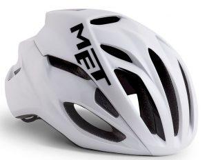 Шлем MET Rivale White (матовый)