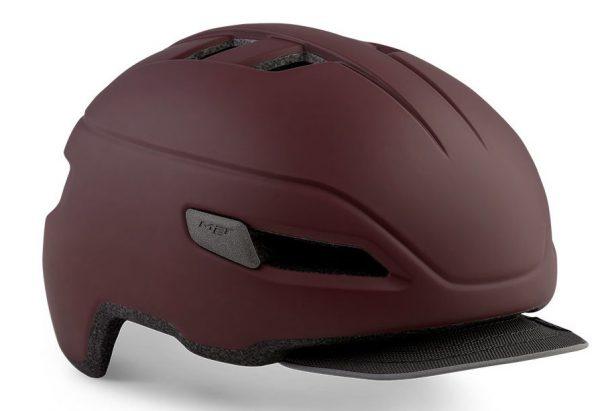 Шлем MET Corso Red (матовый)