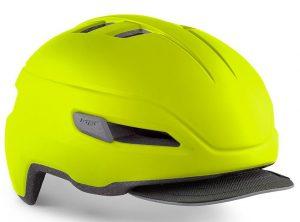 Шлем MET Corso Safety Yellow (матовый)