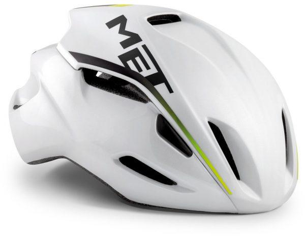 Шлем MET Manta White | Matt Glossy