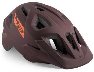 Шлем MET Echo Burgundy (матовый)