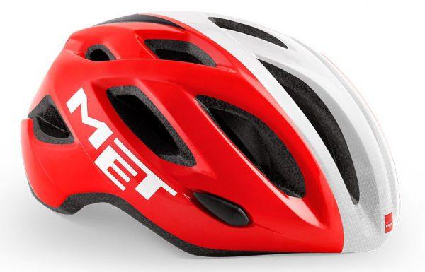 Шлем MET Idolo Red White | Glossy