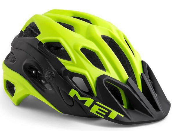 Шлем MET Lupo Safety Yellow/Black (матовый)