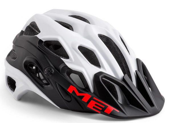 Шлем MET Lupo White/Black (матовый)