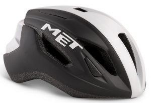 Шлем MET Strale White/Black (матовый)