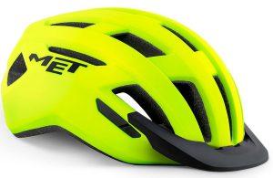 Шлем MET Allroad Safety Yellow | Matt
