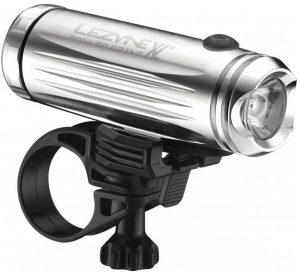 Передний свет Lezyne Power Drive XL Front W/ACC, (475 lumen), серебристый Y7