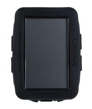 Чехол для велокомпьютера Lezyne Mega XL GPS Cover черный