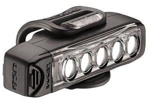 Передний свет Lezyne Strip Drive Front, (100 lumen), черный Y10