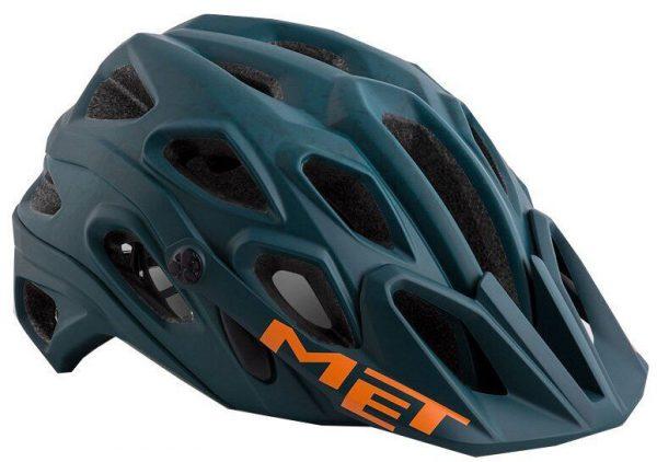 Шлем MET Lupo Blue Oil