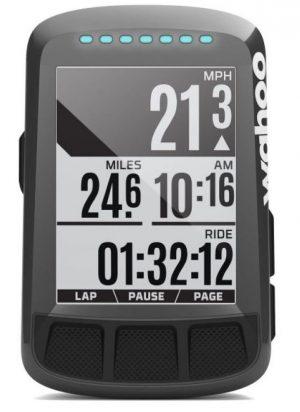 Велокомпьютер Wahoo Elemnt Bolt GPS