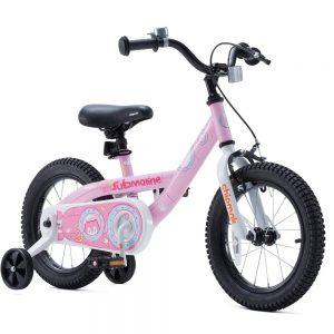 Детский Велосипед RoyalBaby Chipmunk Submarine 16″ розовый